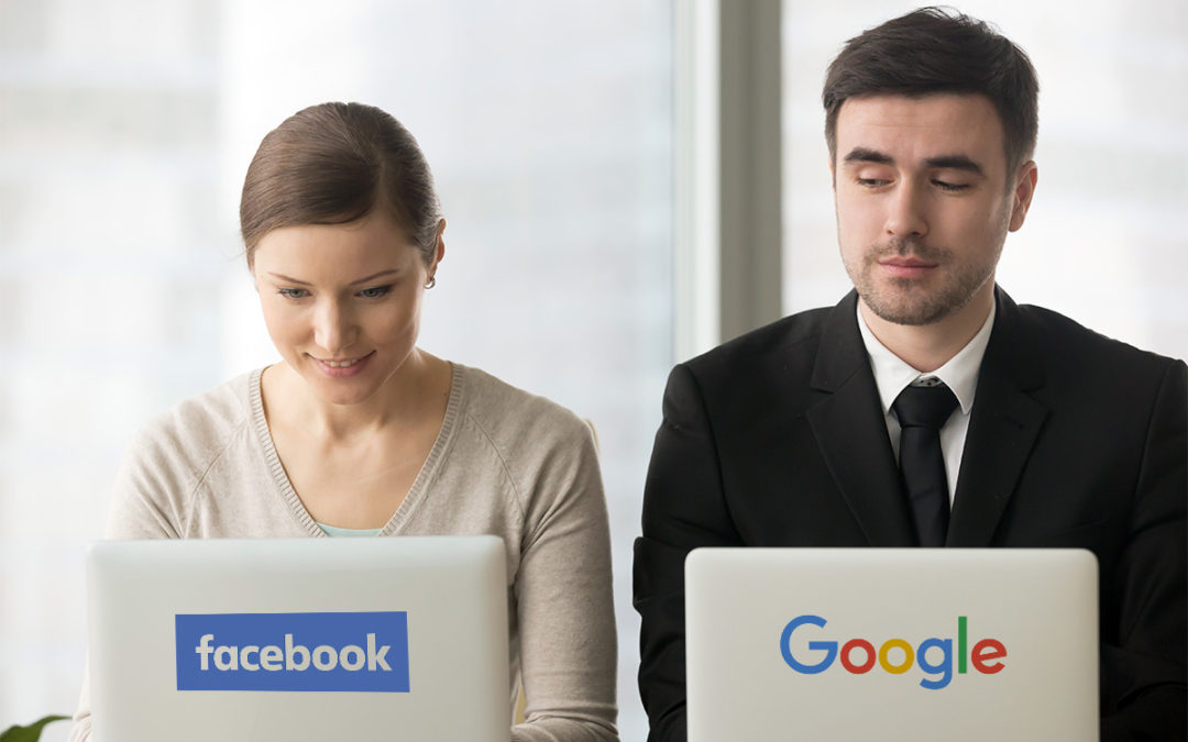 Google Copies Elements of Facebook's New Strategy for Lead Generation