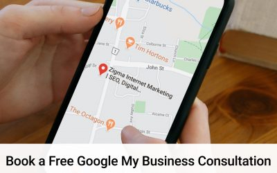 Book a Free Google My Business Consultation to Promote Your Business