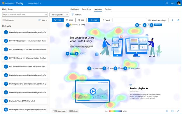 Microsoft-Clarity